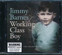 Jimmy Barnes Working Class Boy The Soundtracks 2-disc CD NEW