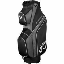 Callaway Golf X Series Cart Bag (Black/Titanium/White)