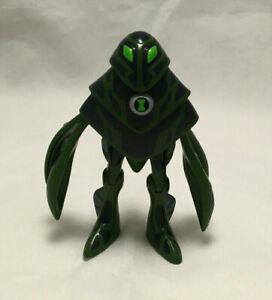Ben 10 Cartoon Network Haywire Ampfibian Alien Bandai 2010 Action Figure