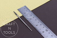 Vergez Blanchard Round Awl Blades in 7 sizes.Blade only.leather stitching sewing