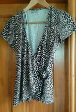Wallis Animal Print Stretch Tops & Shirts for Women