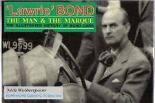 BOND-Lawrie BOND L'UOMO & la Marque storia Inc.. SCOOTER + affidamento Bond Bug