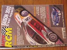 $$$ Revue Auto RCM N°259 GP MetzThunderTS-2n SportLosi XXX-SUltra LX Pro