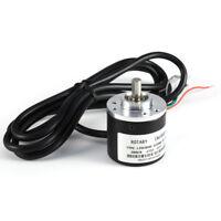 Drehgeber Encoder Incremental Rotary Encoder 600P/R 5V-24V AB 2 phase 6mm Shaft