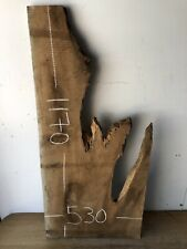 Waney Edge Live Edge English Walnut Board Plank Slab River Table