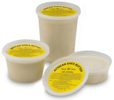 Raw African Shea Butter 100% Pure Unrefined Organic Natural Bulk Wholesale
