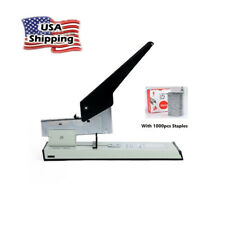 High Capacity Office Work Heavy Duty Stapler For 100 Sheets With 1000 Staples