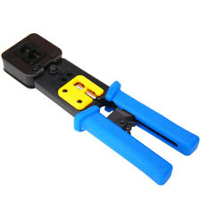 Rj45 Cable Crimping Pliers Tool for Cat5e Cat6 Cables Rj45 Connector Plugs