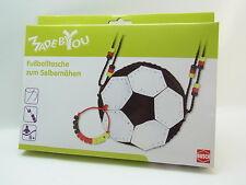LOT 40405 | Made by you 13030 Fußballtasche zum Selbernähen Nähset NEU in OVP