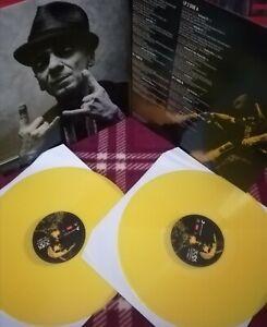 J-AX IL BELLO DI ESSERE J-AX (25 Anni di successi 1993-2018) 2xVinyl Lp Yellow