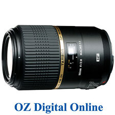 NEW Tamron SP 90mm F/2.8 Di MACRO VC USD for Canon 1 Year Au Warranty