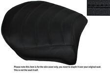 LINE DESIGN BLACK ST CUSTOM FITS BMW R 1200 RS 15-16 REAR LOW LTHR SEAT COVER