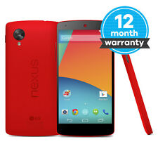 Nexus 5 D821 - 16GB - Red (Unlocked) Smartphone