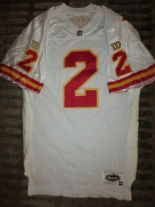 Kansas City Chiefs #2 Football Wilson NFL Jersey 44