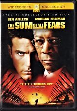 THE SUM OF ALL FEARS. Zone 1, NTSC. Languages: English, French Subtitles English