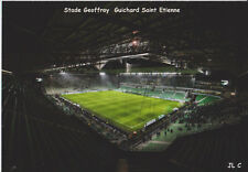 FOOTBALL    CP   DU STADE GEOFFROY  GUICHARD SAINT ETIENNE  42