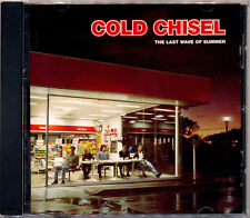 COLD CHISEL The Last Wave Of Summer   CD