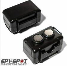 Spy Spot Strong Weatherproof Magnetic Case Durable for Portable Gps Tracker