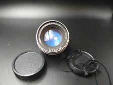 JUPITER 8 russian lens 2/50 for Leica M39 L39 mount FED Zorki camera
