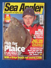 Sea Angler - Fishing Magazine - April 2002