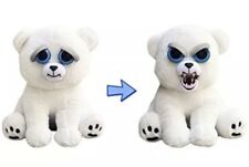 Fiesty Pet Polar Bear