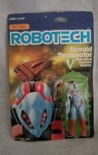 Vintage Matchbox Macross Harmony Gold Robotech Bioroid Terminator MOSC MOC