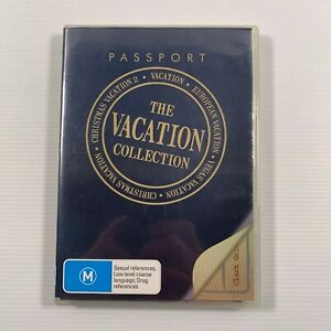 National Lampoon's Vacation Collection (DVD, 2005, 5-Disc Set) Region 4