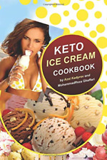Ghaffari Mohammadreza-Keto Ice Cream Ckbk (Us Import) Book New