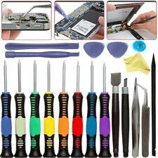 20 in 1 Screwdriver Set & Bits Mobile Phone Repair Tool Kit For iPhone Samsung