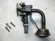 Honda CX500 Eurosport 1983 Oil Pump with Strainer & Sprocket Drive