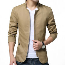 Men Tops Sale Casual Slim Fit Business Formal One Button Suit Blazer Coat Jacket