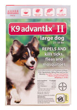 K9 Advantix II for Large Dogs [21-55 lbs] (6 count)