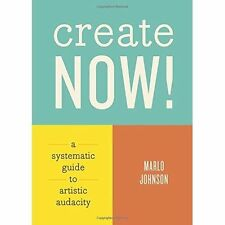 Create Now! by Marlo Johnson | Paperback Book | 9781452146027 | NEW