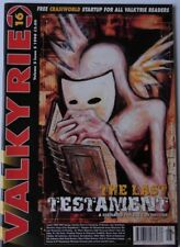 Valkyrie Magazine - Fantasy/Rpg - No.16 - 1998 - The Last Testament