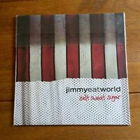 "Jimmy Eat World - Salt Sweat Sugar  7"" White Vinyl"