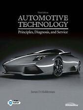 Automotive Technology by James D Halderman