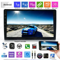 "10.1"" 2 Din Android 8.1 Autoradio Mit GPS Navi Bluetooth WIFI USB HD Mirror Link"