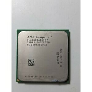Processeur CPU AMD Sempron SDA2800AI03BA 1.6GHz socket 754