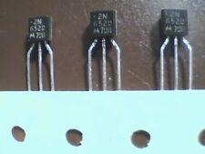 Motorola 2n6520 50pcs PNP 350V .5A  Transistor 50 pcs