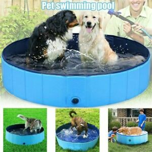 Portable Dog Swimming Pool Foldable Pet Bath Pool Pet Bathing TubPet Accessories