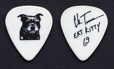 Warrant Erik Turner Signature White Guitar Pick - 1992-93 Dog Eat Dog Tour