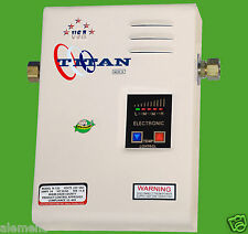 Electric SCR2 Titan N-120 Tankless Water Heater, Brand New, Free Shipping
