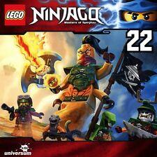 LEGO NINJAGO-MASTERS OF SPINJITZU - LEGO NINJAGO (CD22)  CD NEU