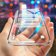 Transparent TPU Phone Case Cover Soft For IPhone Xs Xr Max 6 Plus 7 6s 8 X SE