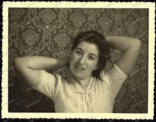 Foto-Vintage-Portrait-Frau-Cute-German-Woman-Girl-Lady-1940-2