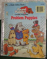 "POUND PUPPIES - PROBLEM PUPPIES #111-61 LGB 1986 ""A"""