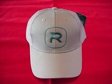 Rio Trucker Style Fishing Hat Grey with Mesh Back Great NEW