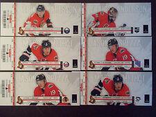 Ottawa Senators 2013-14 NHL ticket stubs - One ticket