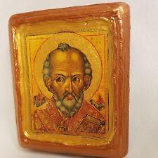 Saint Nicholas Nikolas Christianity Divine Orthodox Icon