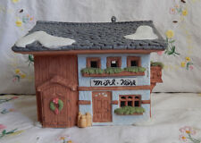 "DEPT 56 ALPINE VILLAGE SERIES ""MILCH-KASE"""